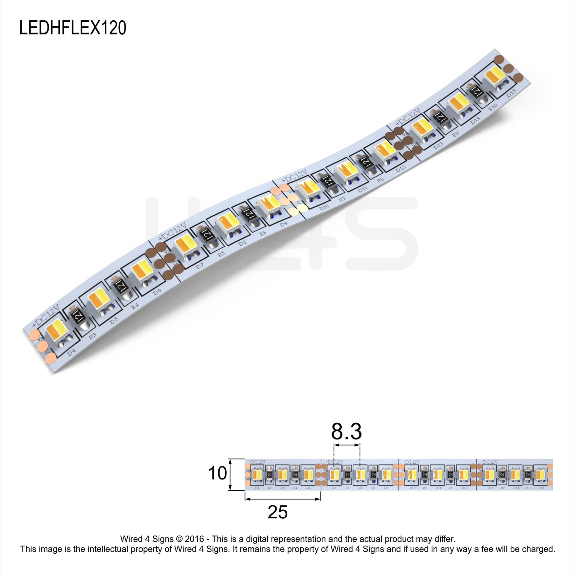 Led Light Fittings Durban: LED Flexible Strip Lighting