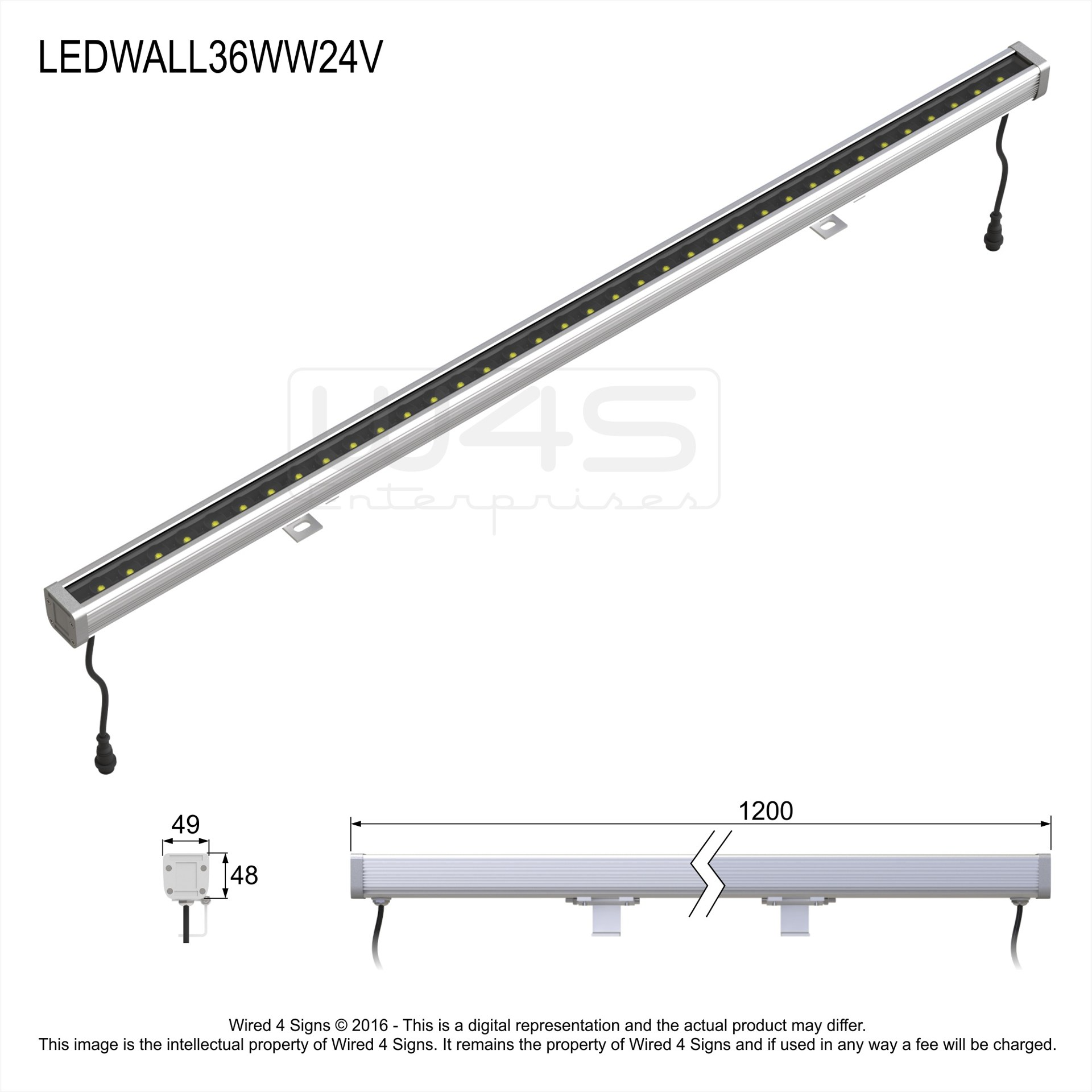 LED Channel and Diffuser Port Elizabeth
