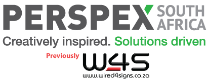 Perspex South Africa | Previously Wired4Signs