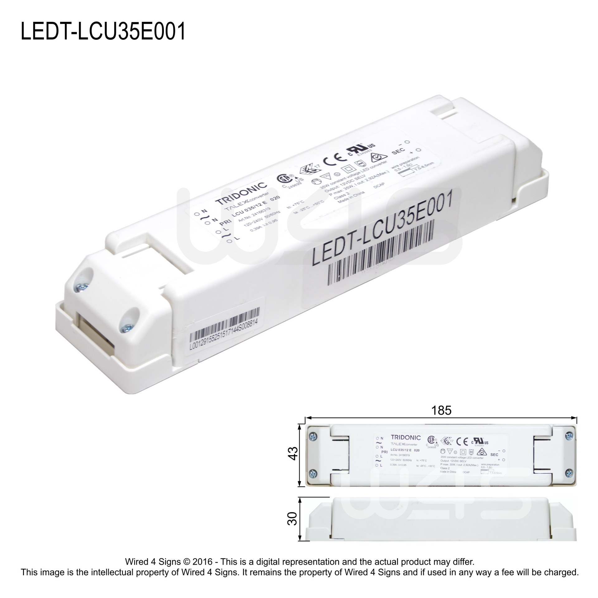 Electrical Wiring Standards South Africa Power Supplies Perspex Previously Wired4signs Flexible Led Strip Lights 12v Port Elizabeth